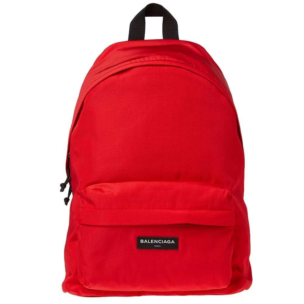 Photo: Balenciaga Explorer Backpack