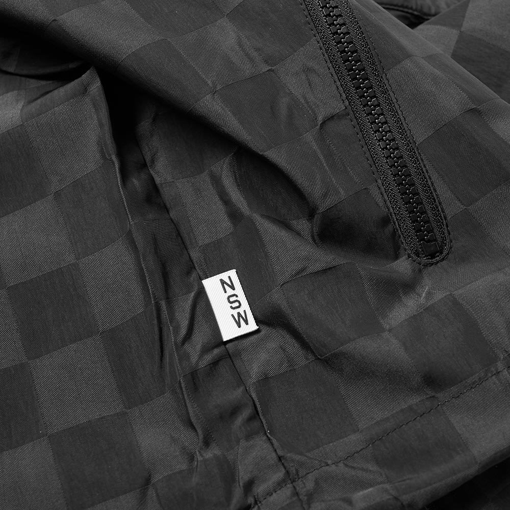 Nike Check Windrunner Jacket