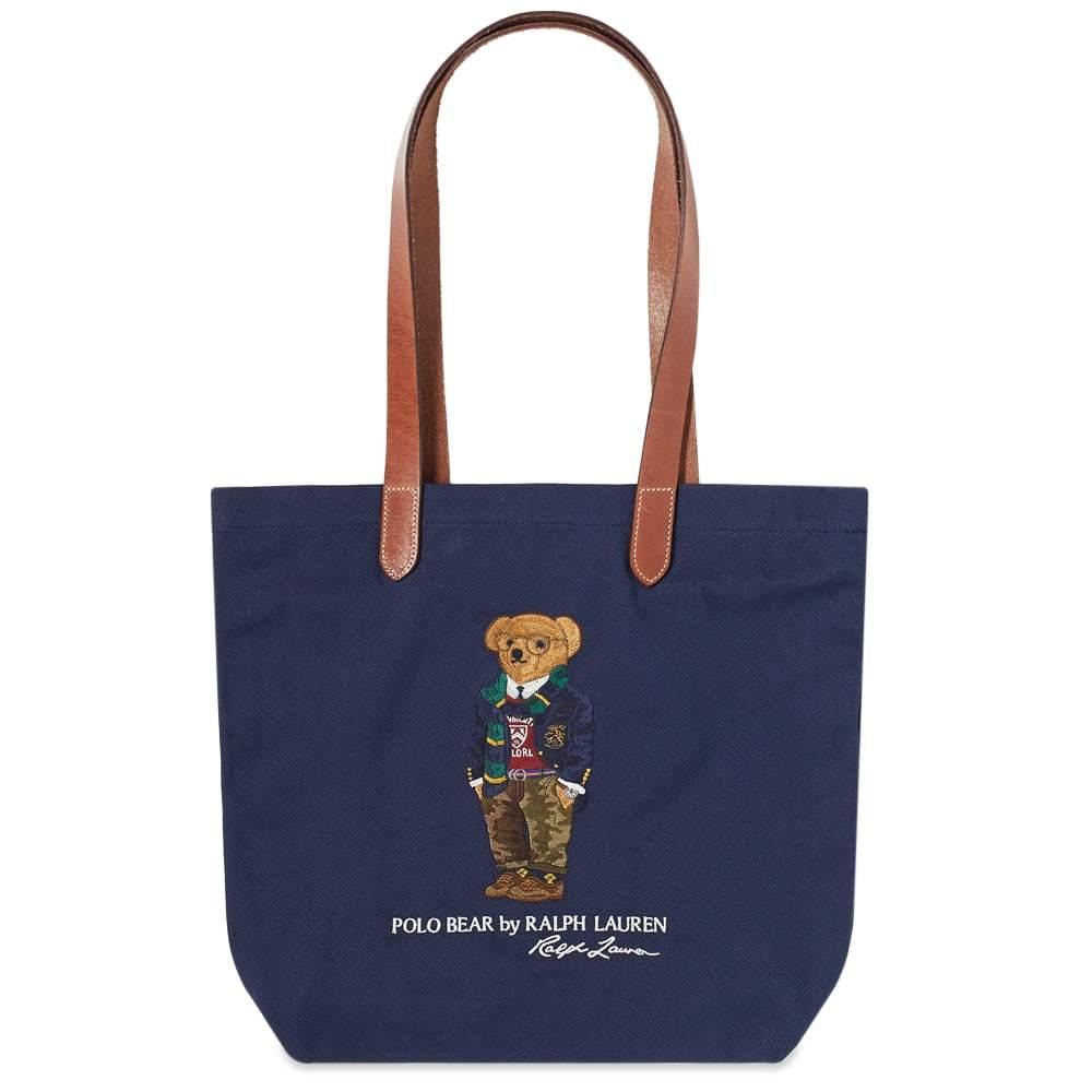 Photo: Polo Ralph Lauren Preppy Bear Tote Bag