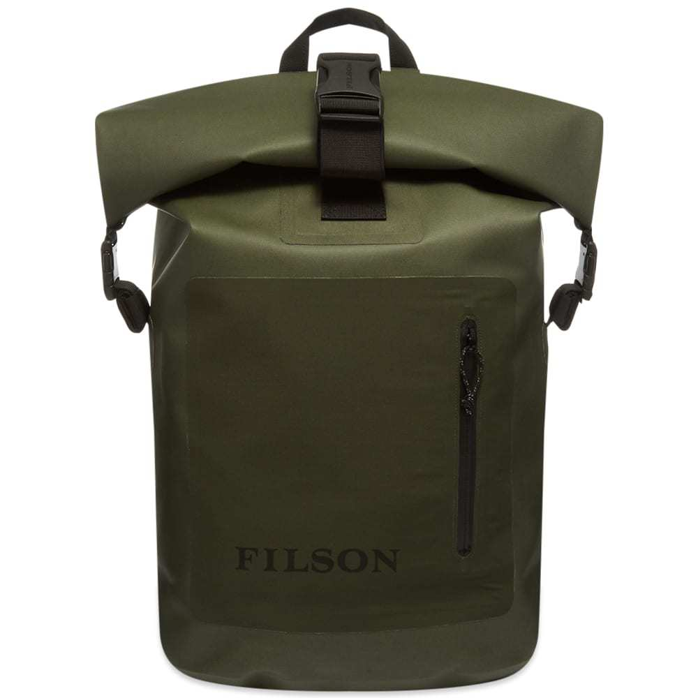 Photo: Filson Roll-Top Dry Backpack