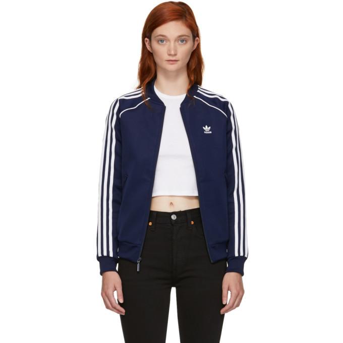 adidas Originals Navy SST Track Jacket