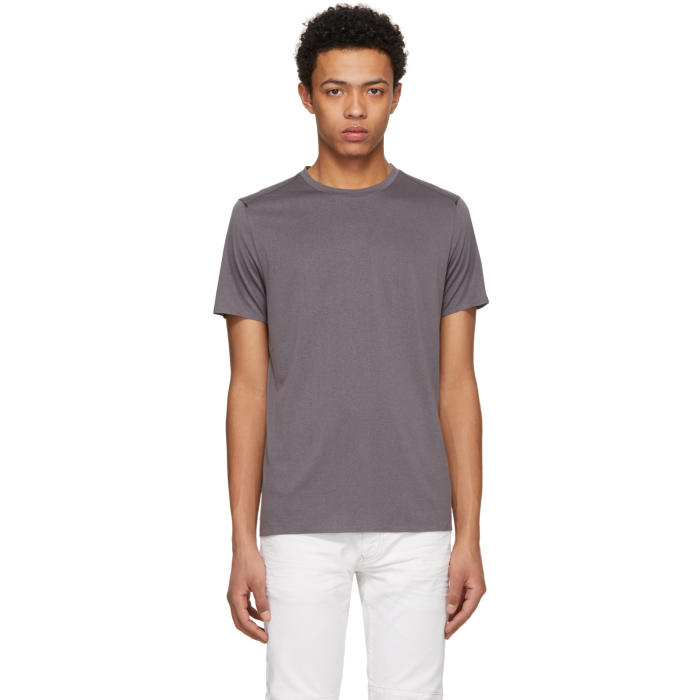 Belstaff Grey Flux T-Shirt