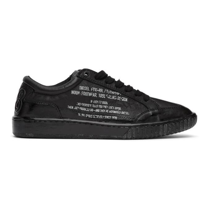 Photo: Diesel Black S-Millenium LWT Sneakers
