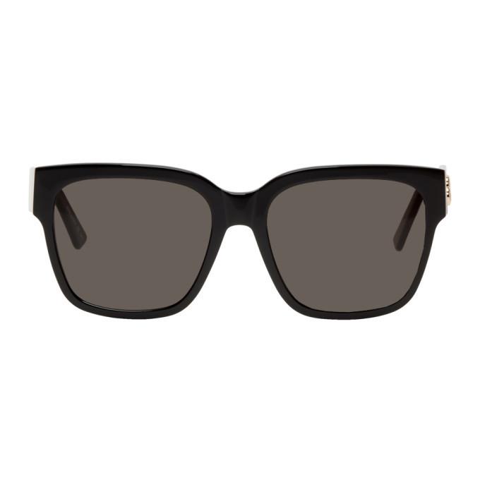 Photo: Balenciaga Black BB0056S Sunglasses