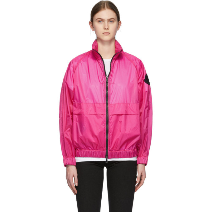 Photo: Moncler Pink Groseille Jacket