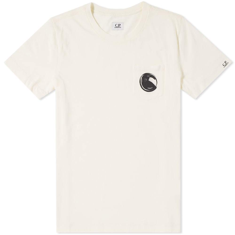 Photo: C.P. Company Lens Pocket Tee