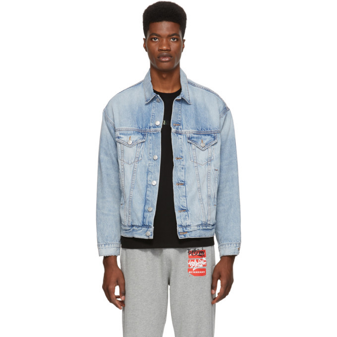Photo: Adaptation Blue Denim AOD Jacket