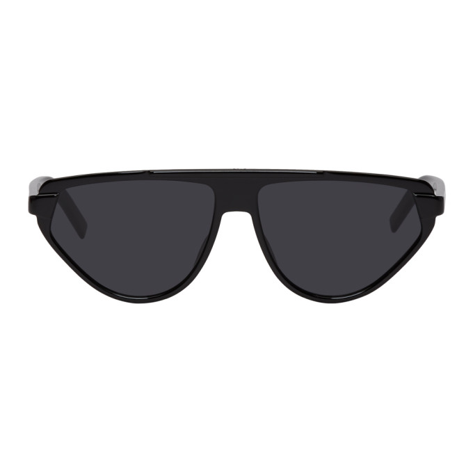 Photo: Dior Homme Black 247S Black Tie Sunglasses