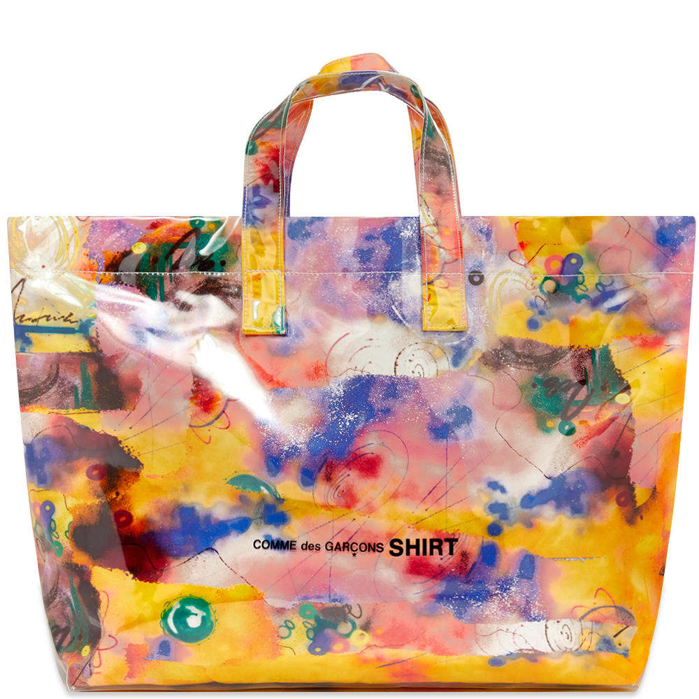 Photo: Comme des Garcons SHIRT Futura Print C Shopper