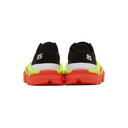 Raf Simons Black adidas Originals Edition Detroit Runner Sneakers