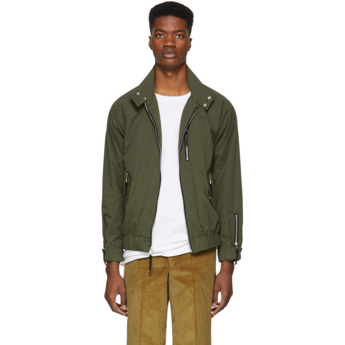 Photo: John Elliott Green Harrington Jacket