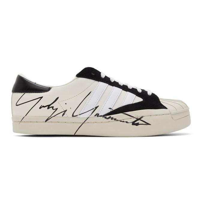 Photo: Y-3 Off-White Yohji Star Sneakers