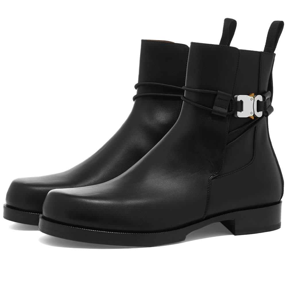 Photo: 1017 ALYX 9SM Chelsea Boot With Buckle