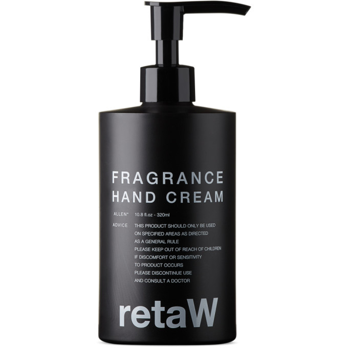 Photo: retaW Allen Fragrance Hand Cream, 320 mL