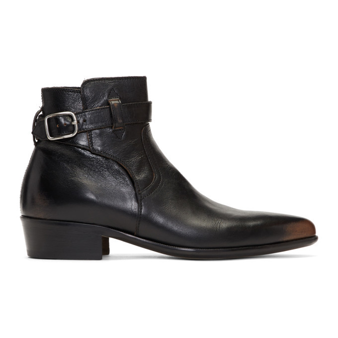 Photo: Paul Smith Black Dylan Boots