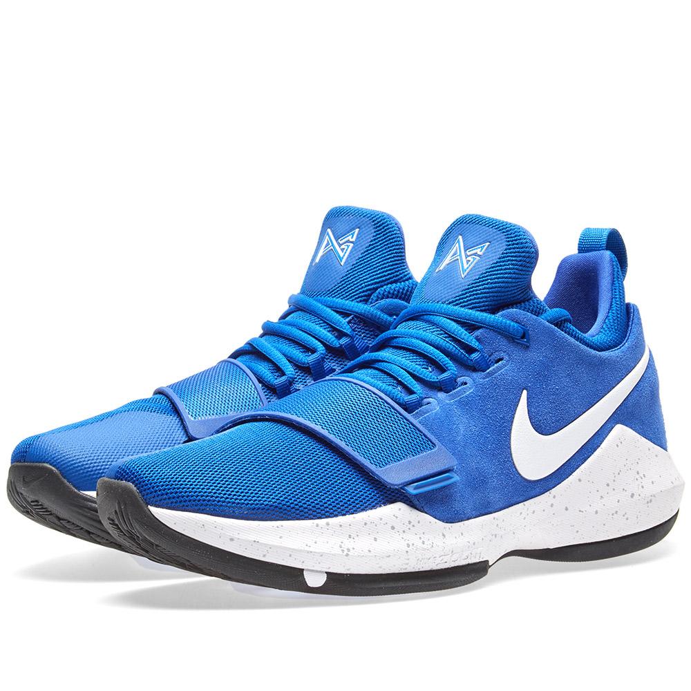 Photo: Nike PG 1 Blue