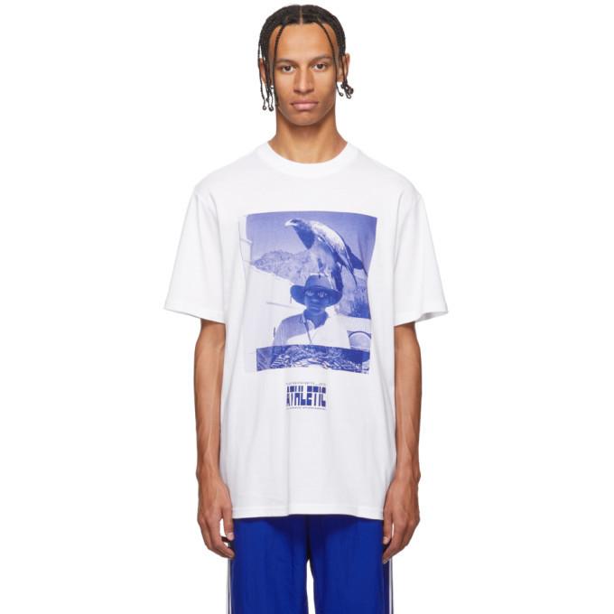 NAPA by Martine Rose White Muir T-Shirt