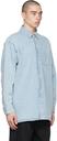 Acne Studios Blue Denim Oversized Shirt