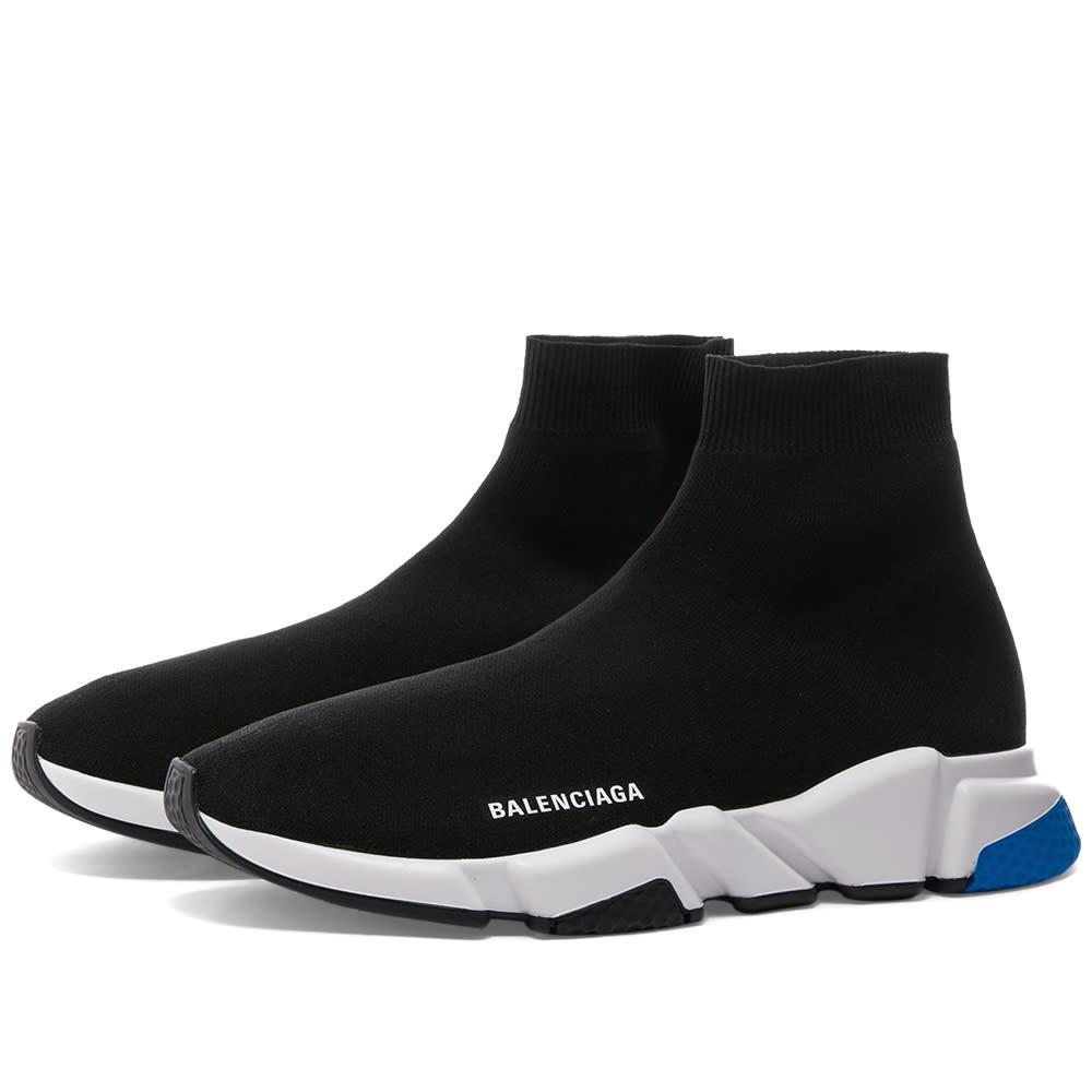 Photo: Balenciaga Speed Sneaker - Block Colour Sole