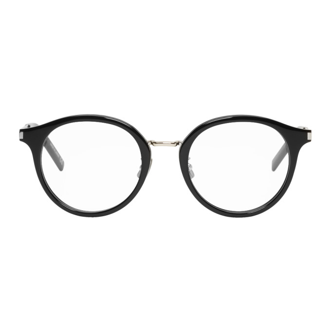Saint Laurent Silver Sl 237 Glasses Yves Saint Laurent