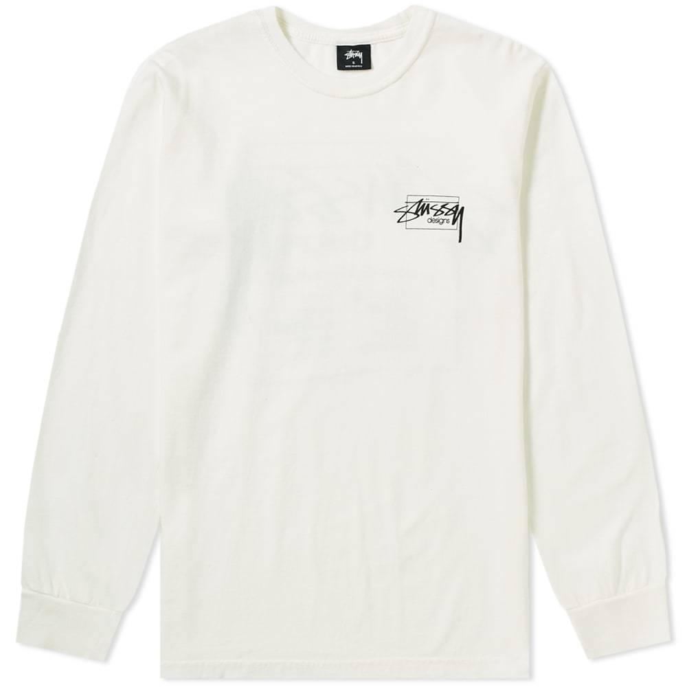 Photo: Stussy Long Sleeve Modern Age Pigment Dyed Tee