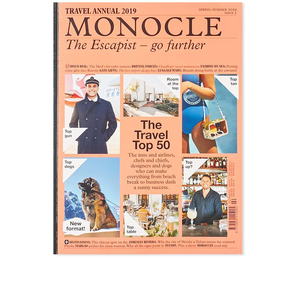 Photo: Monocle The Escapist 'Travel Annual 2019'