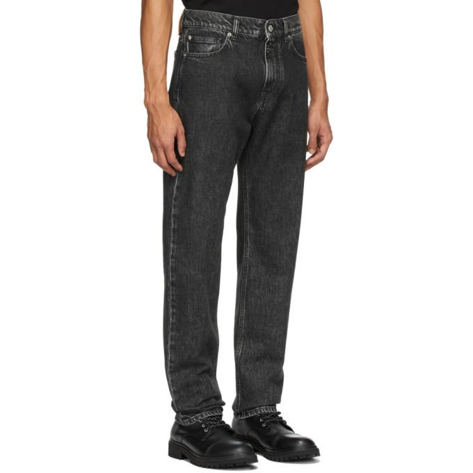 Versace Black Slim Jeans