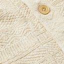 RRL - Slim-Fit Shawl-Collar Cotton and Silk-Blend Cardigan - Neutrals