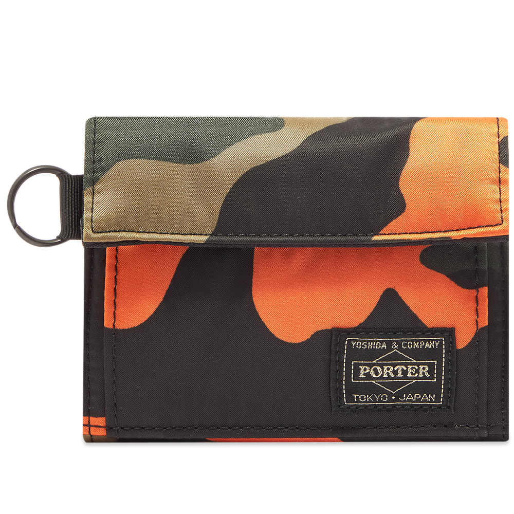 Photo: Porter-Yoshida & Co. PS Camo Wallet