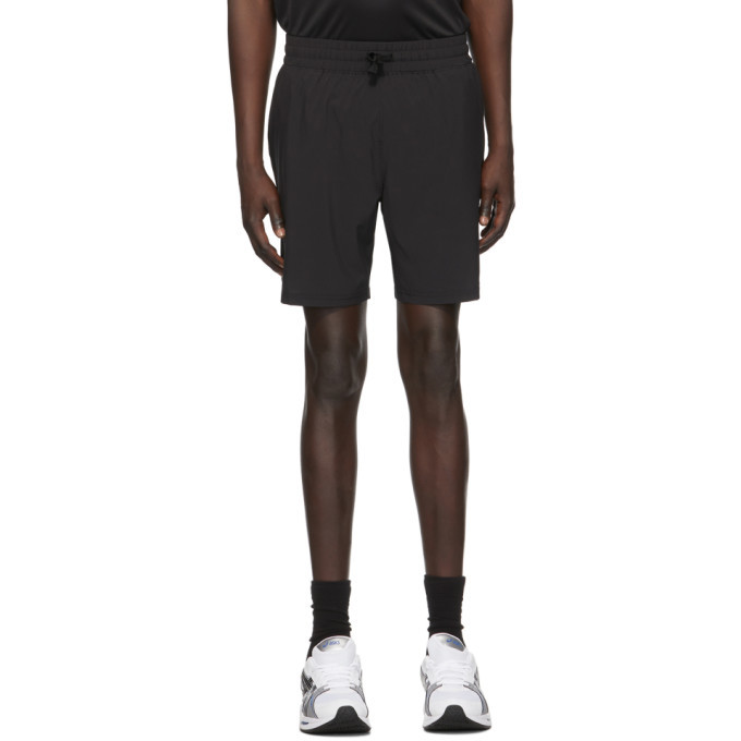 Asics Black Essential Woven Training Shorts