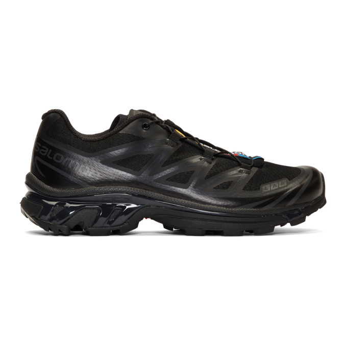 Photo: Salomon Black Limited Edition S/Lab XT-6 Softground LT ADV Sneakers