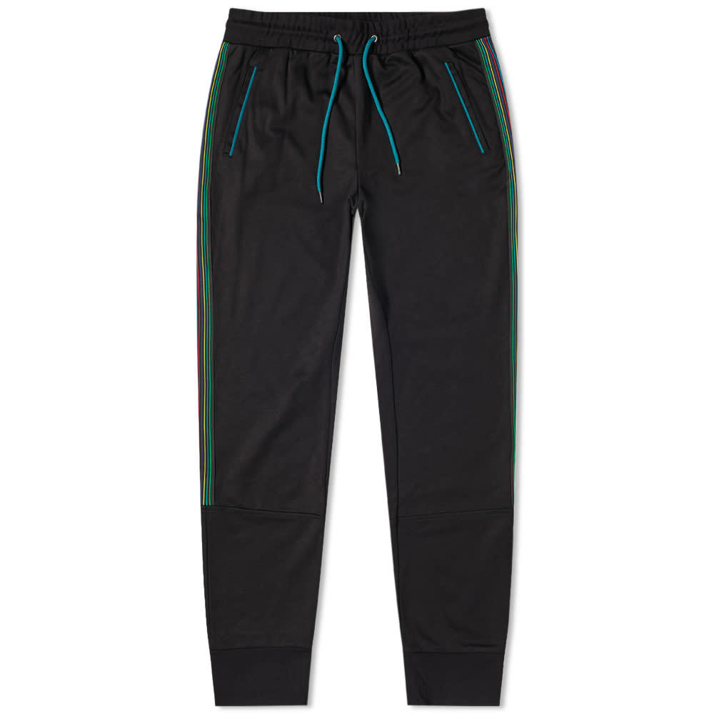 Photo: Paul Smith Stripe Taped Track Pant