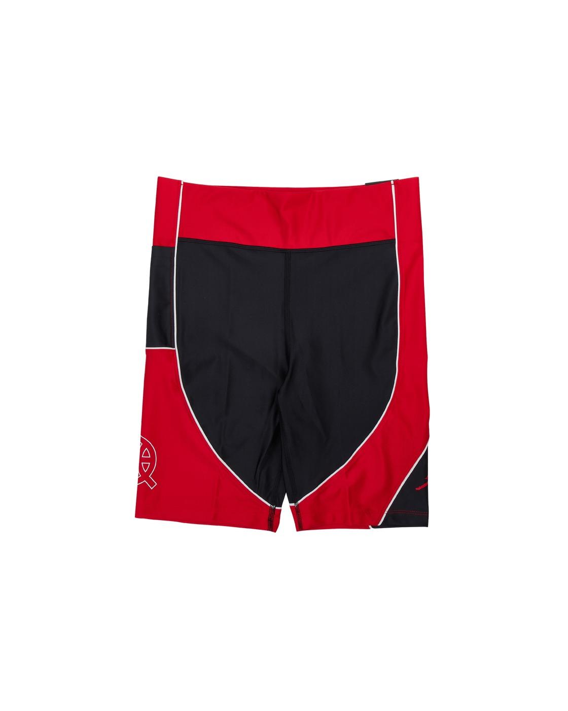 Photo: Nike Jordan Quai 54 Essential Bike Shorts Black/University Red