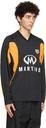 Martine Rose Black Revels Long Sleeve T-Shirt