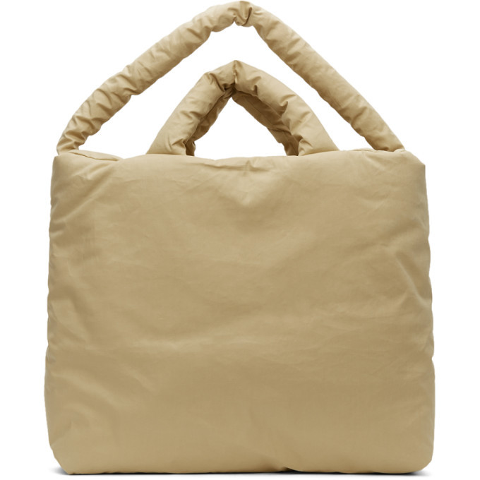 Photo: Kassl Editions Beige Large Trench Bag