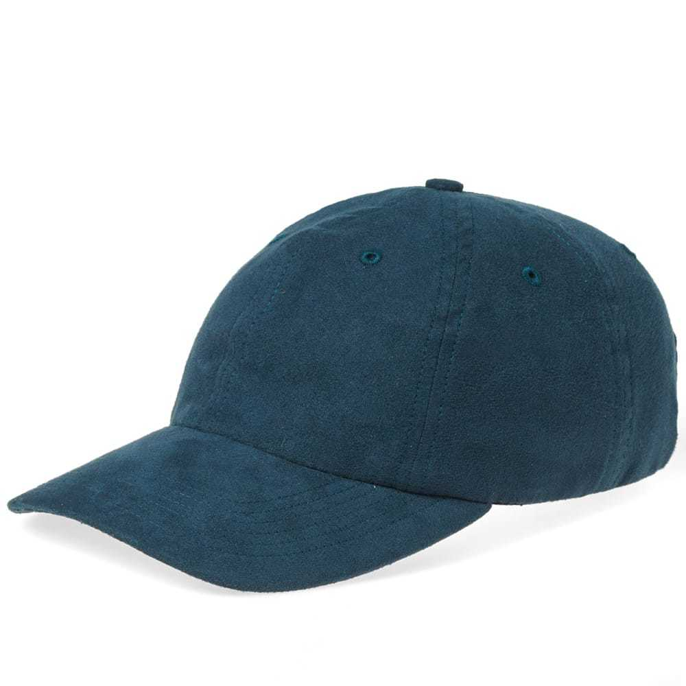 c746360e275 Norse Projects Fake Suede Sports Cap Blue Norse Projects