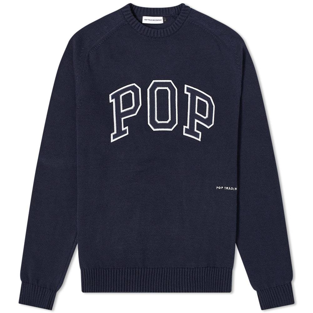 Photo: POP Trading Company Arch Crew Knit