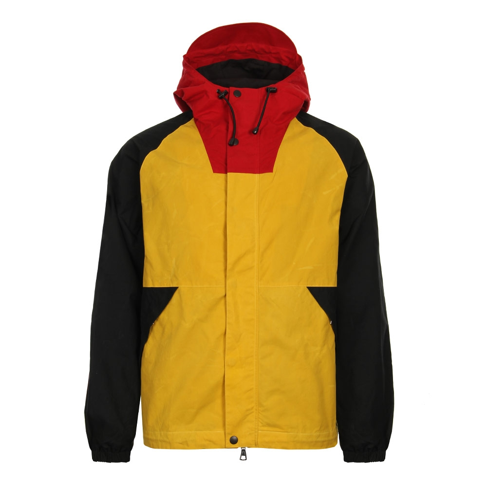 Photo: Trail Parka - Yellow / Red / Black