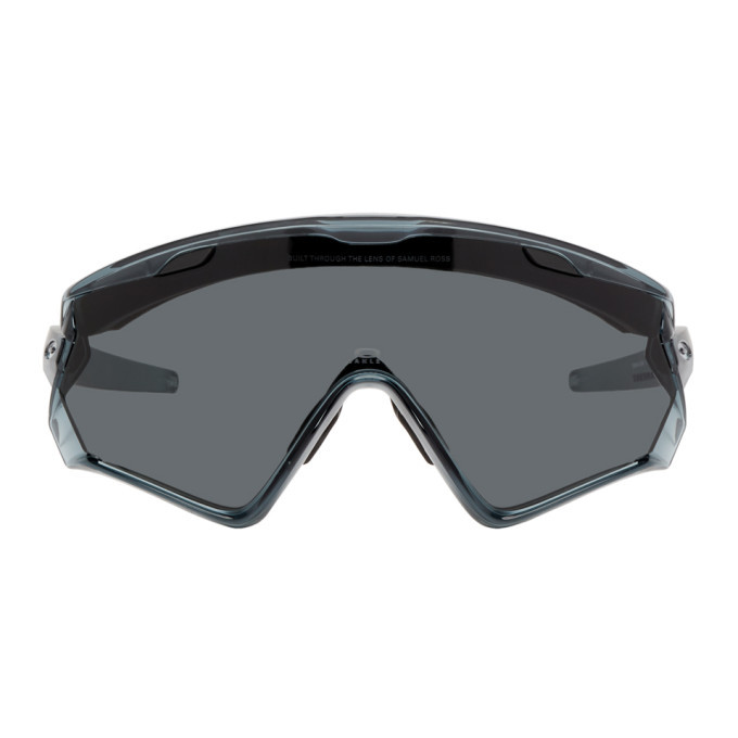 Photo: Oakley by Samuel Ross Black Windjacket 2.0 Glasses