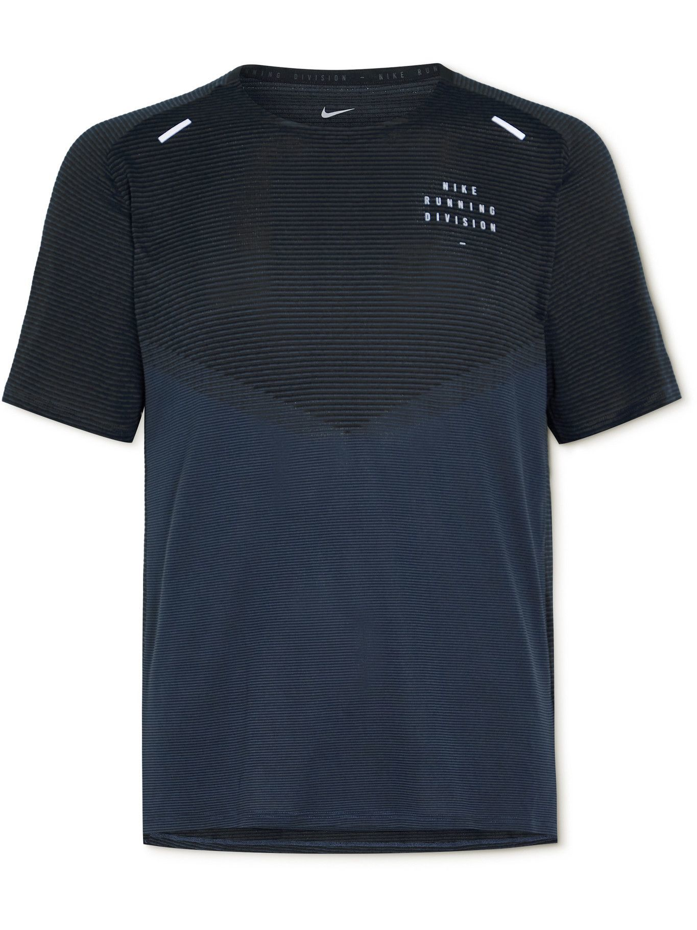 Photo: Nike Running - ADV Run Division Techknit Dri-FIT T-Shirt - Black