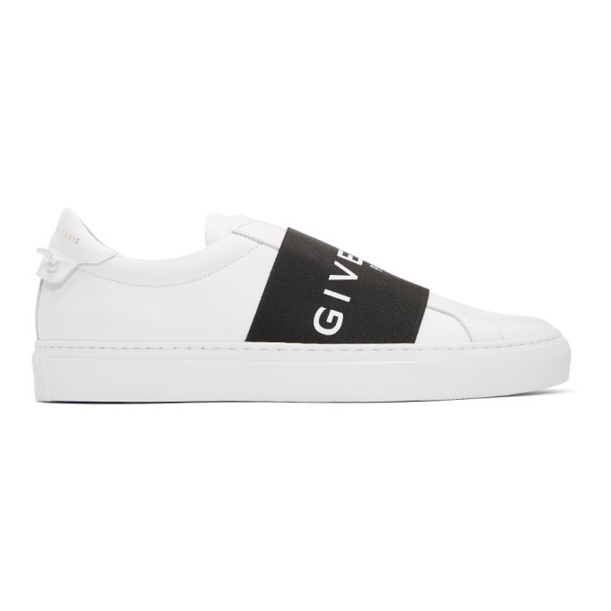 Photo: Givenchy White Urban Knots Sneakers