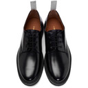 Common Projects Black Cadet Derbys