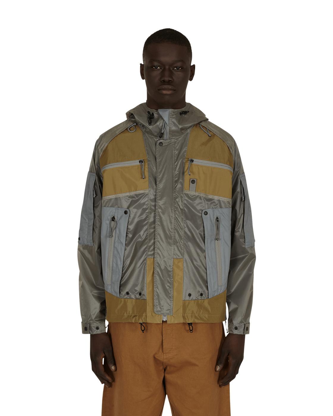 Photo: Junya Watanabe Man Mystery Ranch Backpack Jacket Khaki/Grey