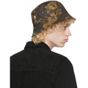 Wood Wood Khaki Camo Bucket Hat