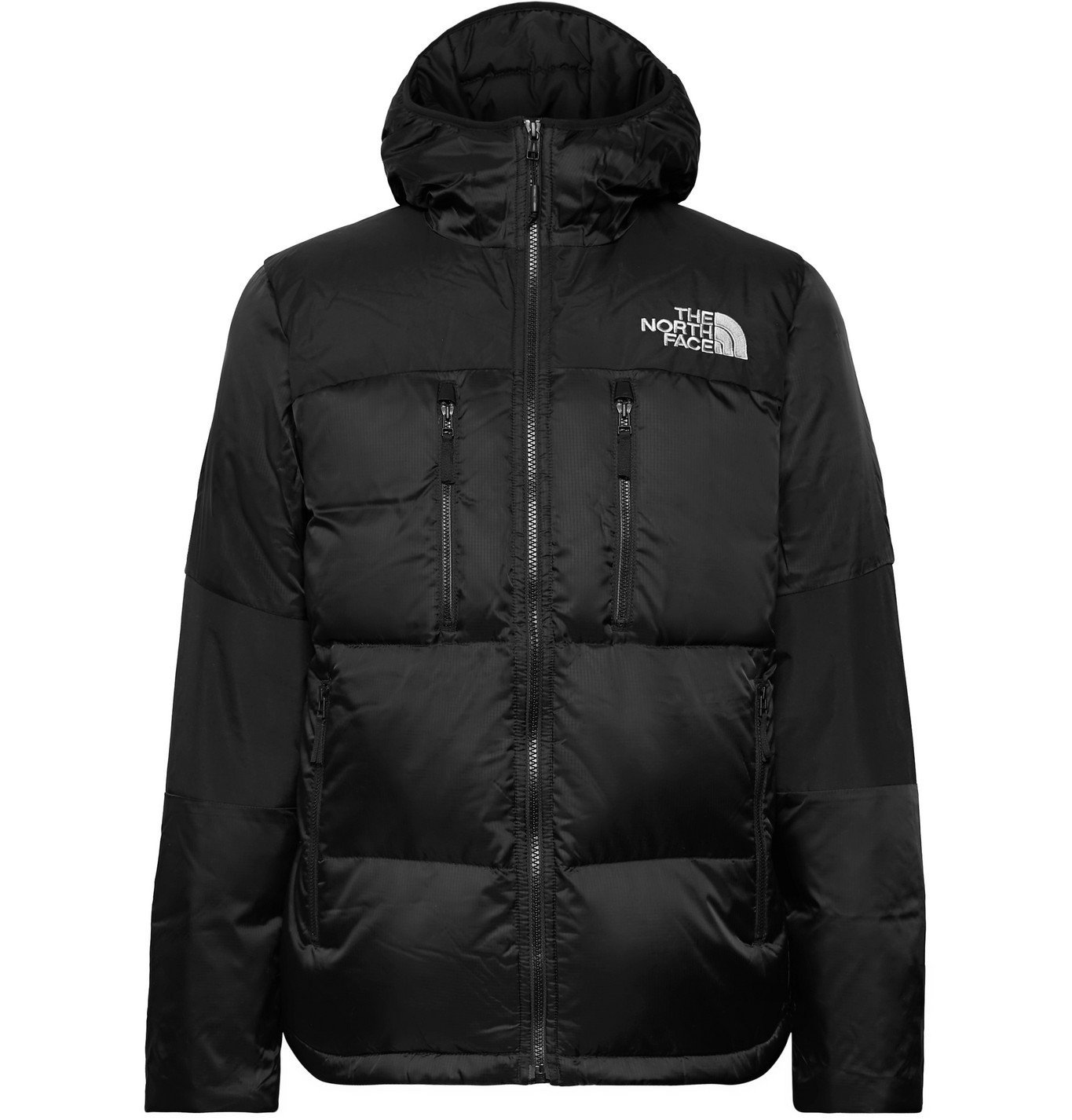 Photo: The North Face - Himalayan Nylon-Ripstop Hooded Parka - Black