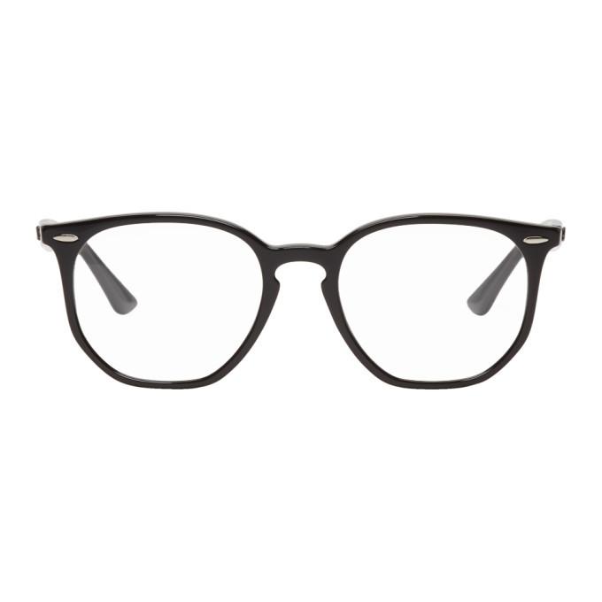 Photo: Ray-Ban Black Hexagonal Optics Glasses