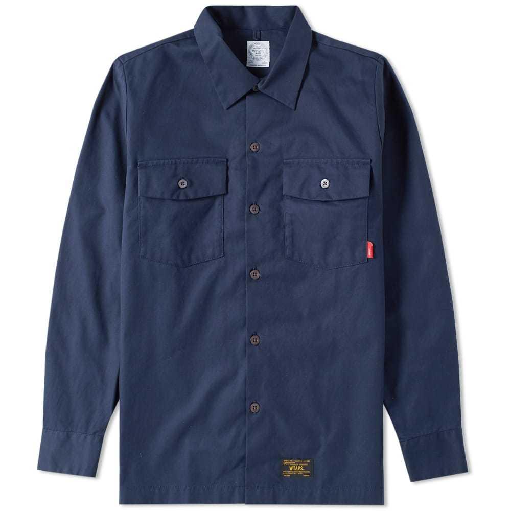 Photo: WTAPS Officer Shirt