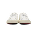Common Projects White Premium Achilles Low Sneakers