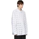 Botter White Rush Rush Embroidery Shirt