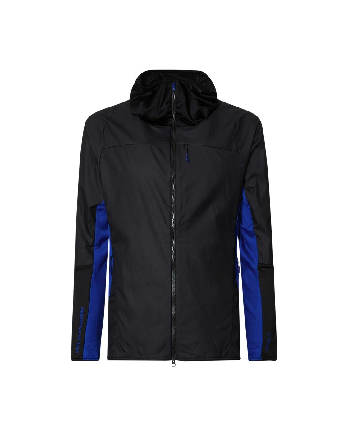 Photo: Adidas Originals Adidas X Terrex White Mountaineering Fleece Sportscoat Jacket Black